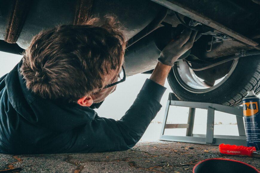 W samochodzie nie ma drobiazgów – naprawiaj wszystko
