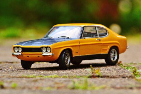 Nietypowy samochód za małe pieniądze… czyli Ford Probe II